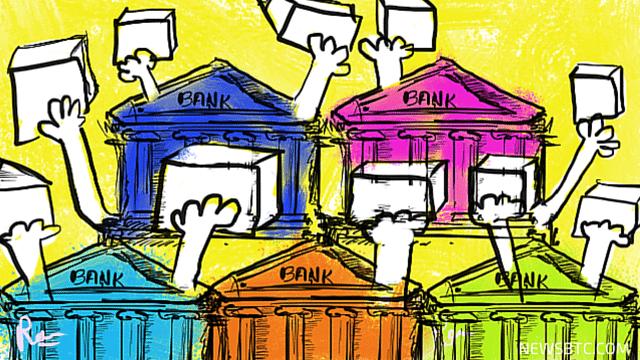 بلاک چین و صنعت بانکداری و پرداخت
