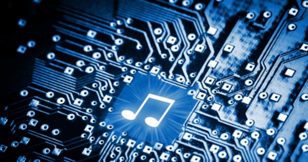 بلاک چین و موسیقی