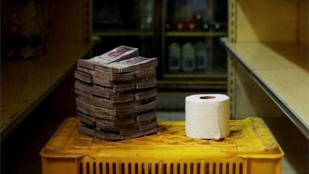 نرخ تورم ونزوئلا