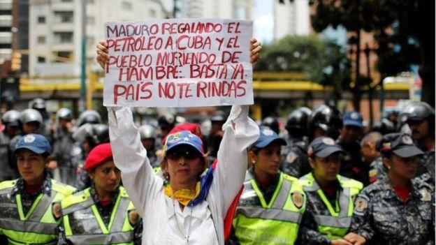 چه کسی مقصر بحران اقتصادی ونزوئلاست؟