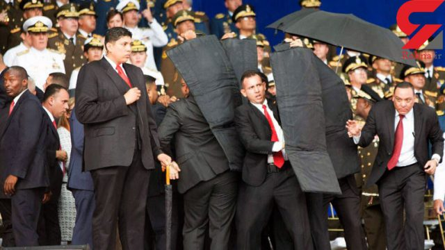 ترور رئیس جمهور ونزوئلا تورم ونزئلا