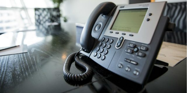 تلفن های سخت افزاری مبتنی بر IP