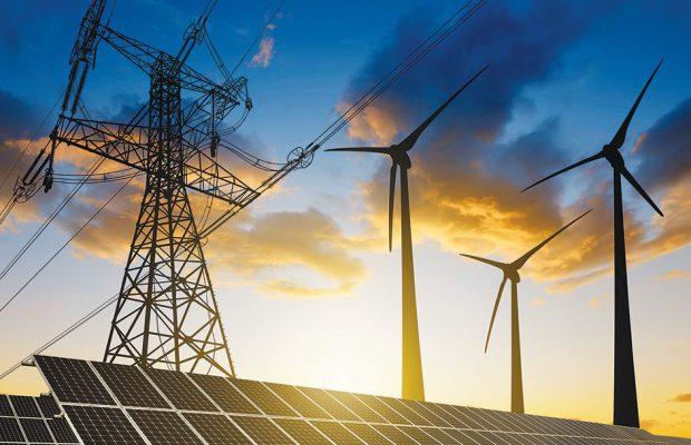 استفاده از انرژی های تجدید پذیر برای تولید برق