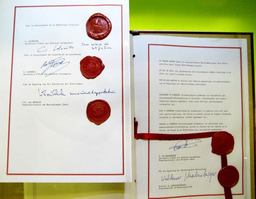 توافقنامه شینگن