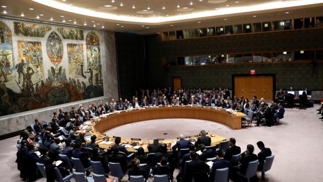 تحریم های شورای امنیت سازمان ملل