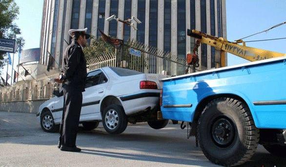 مراحل ترخیص و استعلام خودرو توقیفی در پارکینگ راهور