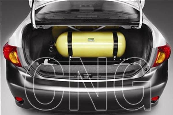 معاینه فنی خودروهای دوگانه سوز