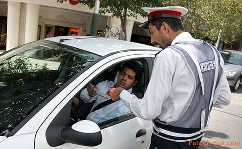 دو برابر شدن جرائم رانندگی